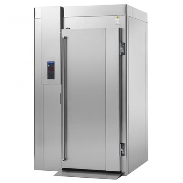 Поставка морозильного шкафа Coldline W40KENR из Италии в Россию от двери до двери